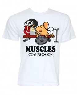 Men's Short Sleeves Muscel Fit T-Shirt